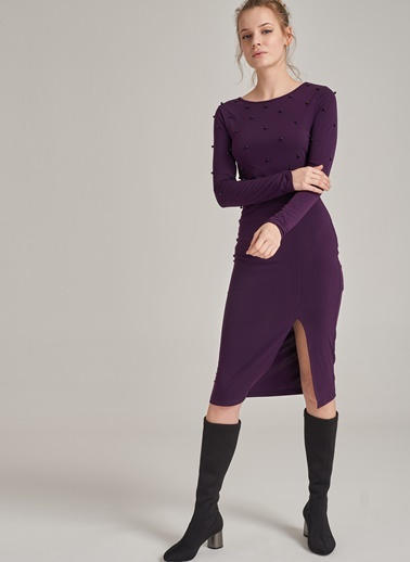 People By Fabrika - Diz Altı Elbise